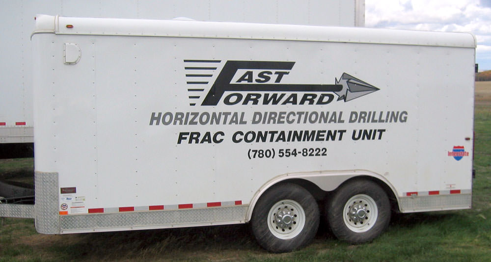 Services & Equipment - Fast Forward HDD - Horizontal